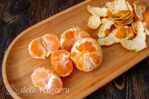 Мандариновый лимонад: фото к шагу 2.