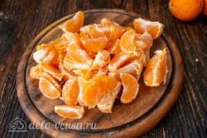 Мандариновый лимонад: фото к шагу 3.