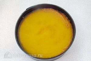 Манный бисквит с фруктовым соком: фото к шагу 10.