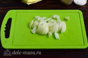 Мясное рагу с капустой за 20 минут: фото к шагу 2.
