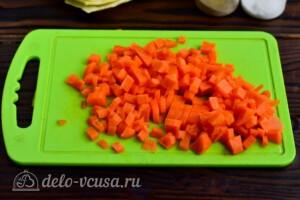 Мясное рагу с капустой за 20 минут: фото к шагу 3.