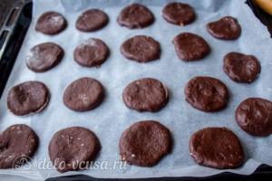 Мега-шоколадные пряники на Рождество: фото к шагу 11.