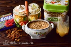 Рождественское сочиво из пшеницы: Ингредиенты