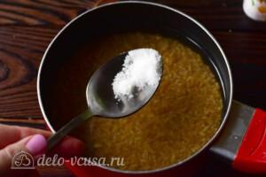 Рождественское сочиво из пшеницы: фото к шагу 2.
