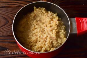 Рождественское сочиво из пшеницы: фото к шагу 3.