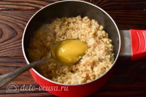 Рождественское сочиво из пшеницы: фото к шагу 4.