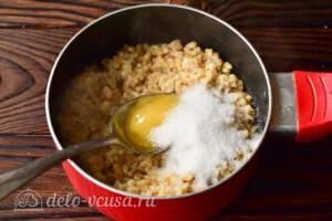 Рождественское сочиво из пшеницы: фото к шагу 5.