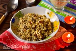 Рождественское сочиво из пшеницы: фото к шагу 9.