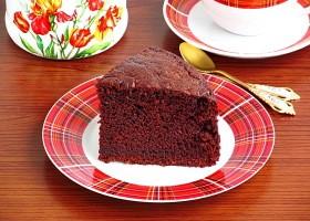 Рецепт сумасшедший пирог «crazy cake»