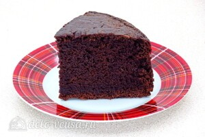 "Сумасшедший пирог ""Crazy cake"": фото к шагу 10."