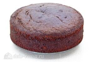 "Сумасшедший пирог ""Crazy cake"": фото к шагу 9."