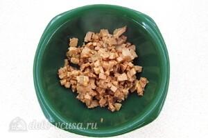 """Салат """"Зимний"""" с печенью трески: фото к шагу 1."""