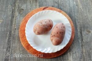 Мясо по-царски с помидорами: фото к шагу 1.