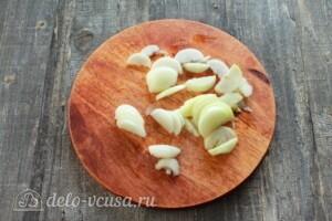 Мясо по-царски с помидорами: фото к шагу 5.