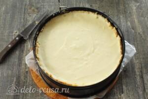 Творожный торт без выпечки: фото к шагу 13.