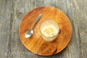Творожный торт без выпечки: фото к шагу 5.