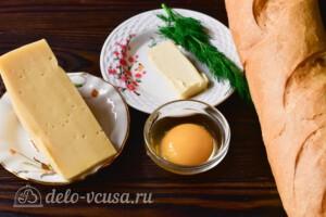 Гренки с сыром по-валлийски: Ингредиенты