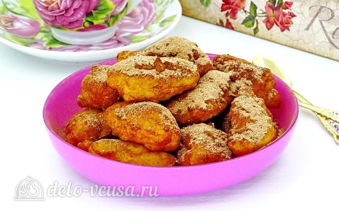 Пончики «Мышонок» по-венгерски