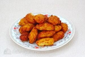 Пончики «Мышонок» по-венгерски: фото к шагу 7.