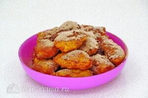 Пончики «Мышонок» по-венгерски: фото к шагу 8.