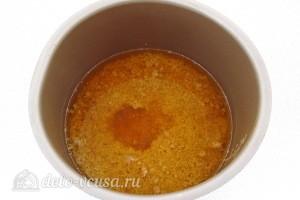 Пшеничная каша на яблочном соке: фото к шагу 4.