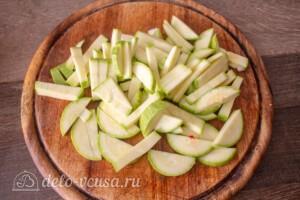 Тефтели с пармезаном и печёными овощами: фото к шагу 3.