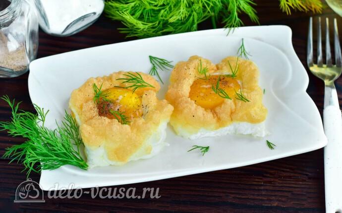 Яйца Орсини в духовке