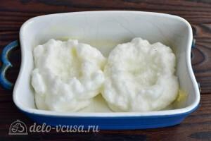 Яйца Орсини в духовке: фото к шагу 4.