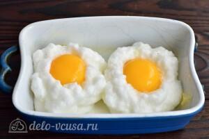Яйца Орсини в духовке: фото к шагу 5.
