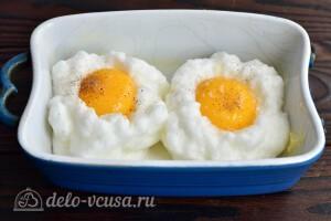 Яйца Орсини в духовке: фото к шагу 6.