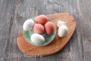 Творожный пирог с яйцом и зеленью: фото к шагу 1.
