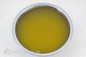 Разбавляем сироп прохладной кипяченой водой