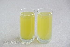 Домашний имбирный лимонад готов