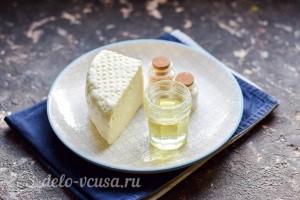 Адыгейский сыр на гриле: Ингредиенты