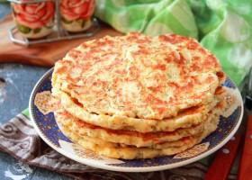 Рецепт ленивые хачапури с творогом на сковороде