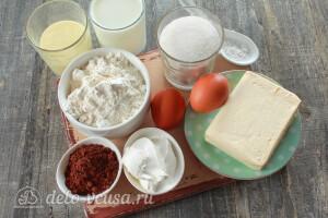 """Торт """"Эскимо"""": Ингредиенты"""