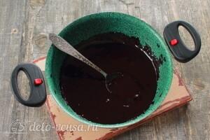 Готовим шоколадную глазурь