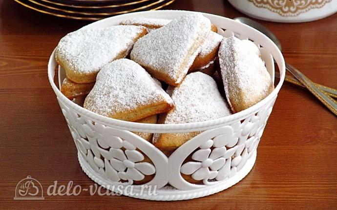 """Песочное печенье с пряностями """"Проще простого"""""""