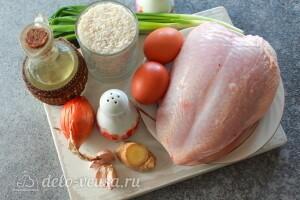 """Филиппинский куриный суп с рисом """"Арроз Кальдо"""": Ингредиенты"""