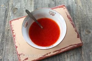Готовим томатный соус