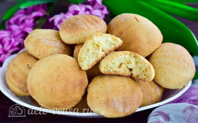Мягкое медовое печенье на сметане