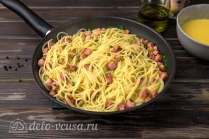 Отправляем спагетти к бекону