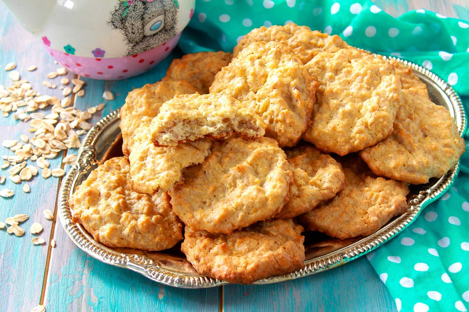 пп рецепты для похудения печенье