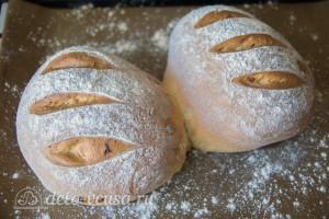 Выпекаем хлеб до готовности