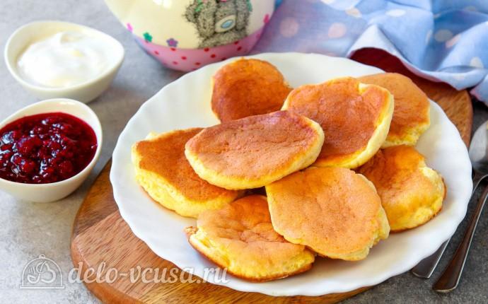 Хотто кейки – японские оладьи