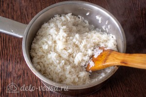 Варим рис на гарнир
