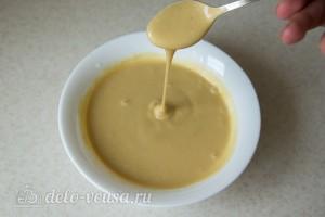 Тщательно перемешиваем все компоненты и доводим соус до нужного вкуса