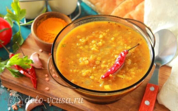 Индийский суп «Расам»