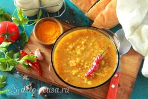 Индийский суп «Расам» готов