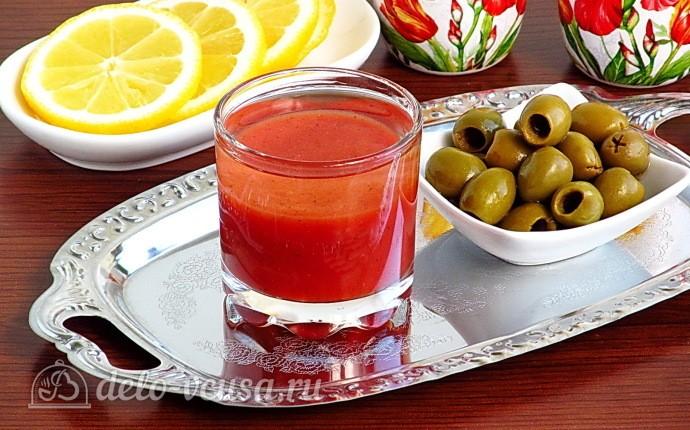 Рецепт коктейль «кровавая мэри» в домашних условиях